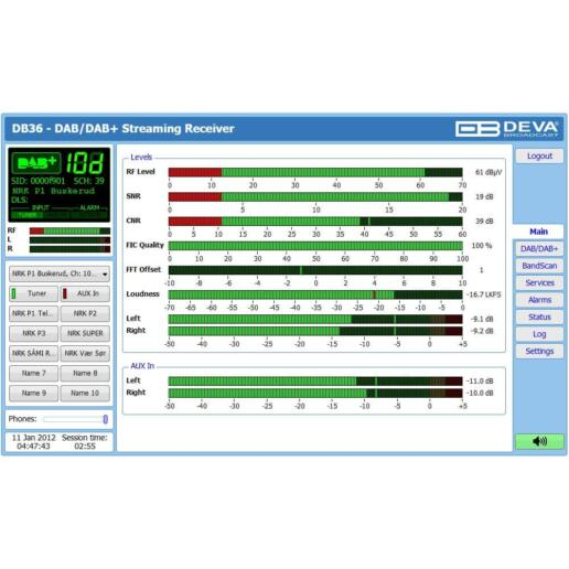 db36 Software