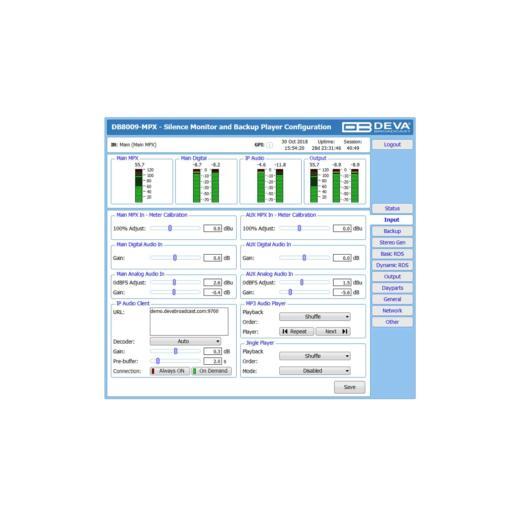 deva-db8009-mpx-interface2